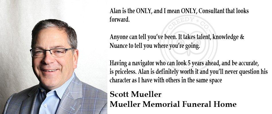 Scott Mueller Testimonial